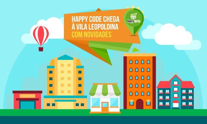 Happy Code inaugura unidade na Vila Leopoldina – SP