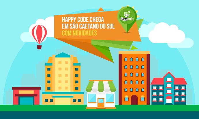Happy Code chega em São Caetano do Sul com novos cursos de inovação e tecnologia