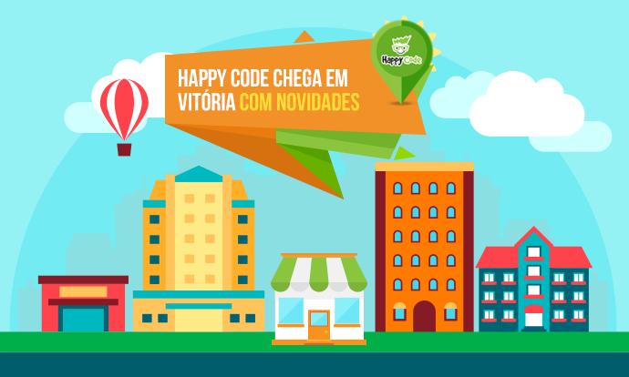 Happy Code inaugura unidade em Vitória – ES
