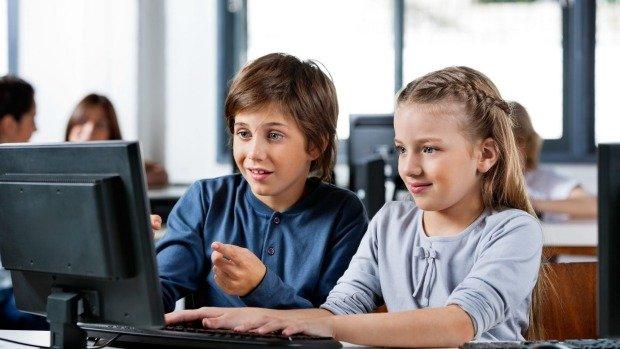 Os benefícios de aprender programação ainda na infância.