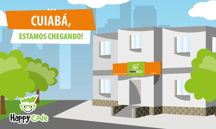 Happy Code inaugura unidade em Cuiabá – MT