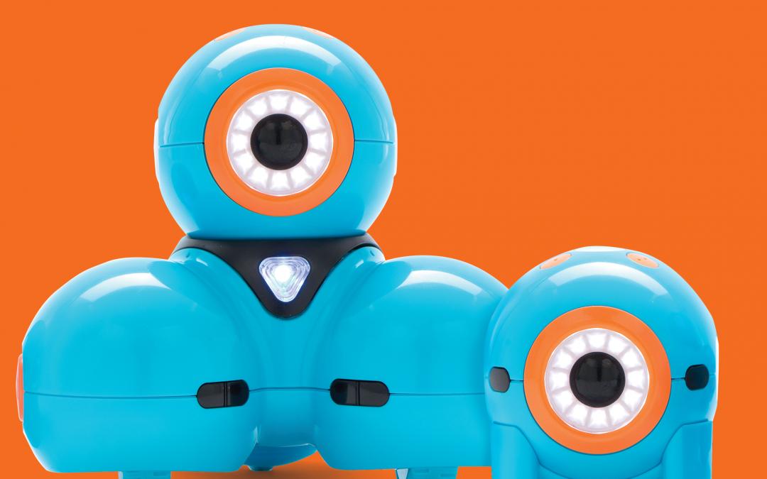 Happy Code lança curso de programação com robôs Dash e Dot