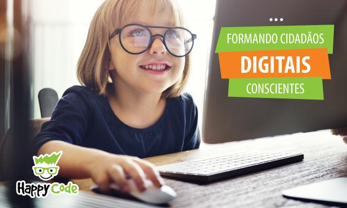 Educação digital: a importância da formação de cidadãos digitais conscientes