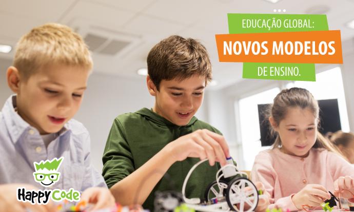 Novos modelos de educação mundial