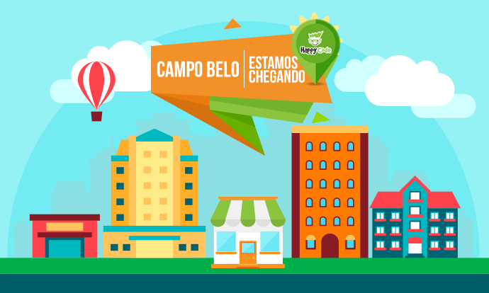 Happy Code leva ensino de programação para a região de Campo Belo – SP