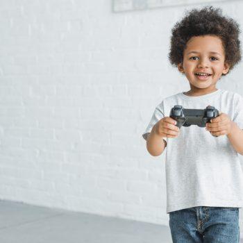 videogames para crianças
