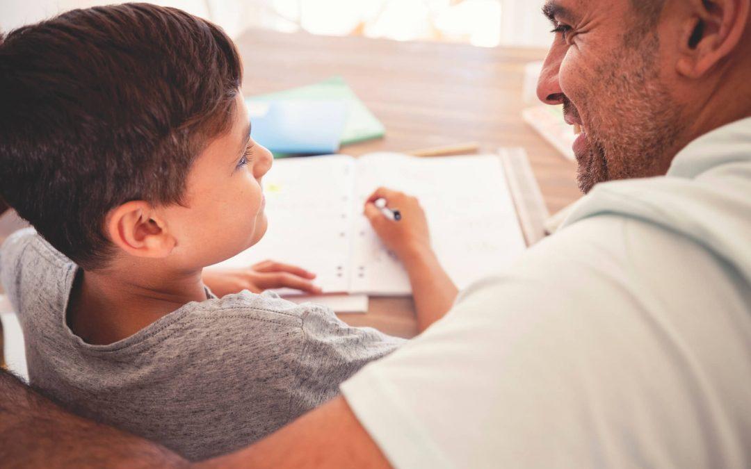 Como ajudar os filhos com dificuldade de aprendizagem?
